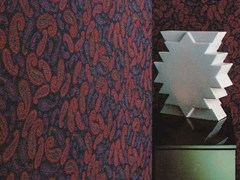 - Damask sound absorbing wallpaper WALLDESIGN® QUEEN - TECNOFLOOR Industria Chimica
