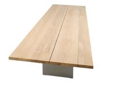 - Extending oak table DK3_3 TABLE   Oak table - dk3