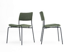 - Upholstered fabric chair STILO | Chair - Grado Design Furnitures