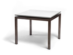 - Square coffee table MENSA 70 - URBI et ORBI