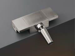 - Dual lever deck mounted mixer with adjustable spout NEU 14 - Ceadesign S.r.l. s.u.