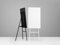 - Magnetic office whiteboard ONE Flip Chart - Lintex