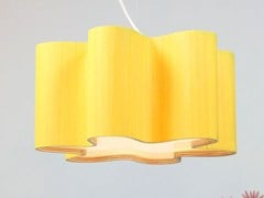 - Handmade pendant lamp BABY LOTUS PENDANT - Lampa