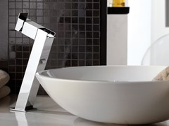 - Countertop single handle washbasin mixer FLASH | Washbasin mixer - Remer Rubinetterie