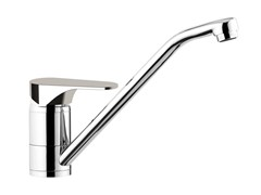 - Chrome-plated 1 hole kitchen mixer tap with swivel spout CLASS LINE | 1 hole kitchen mixer tap - Remer Rubinetterie