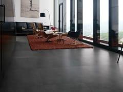 - Porcelain stoneware flooring with concrete effect TALM   Flooring - NOVOCERAM