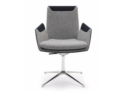 - Task chair with 4-Spoke base with armrests CORDIA | Task chair with 4-Spoke base - COR Sitzmöbel Helmut Lübke