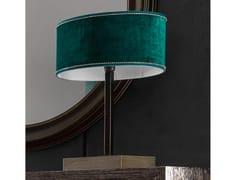 - Fabric table lamp KEOPE-ROLL | Table lamp - CorteZari