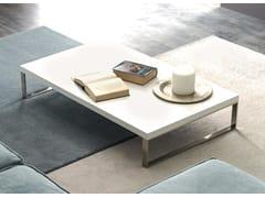Tavolino basso rettangolare in legnoQUADRA | Tavolino - CORTEZARI