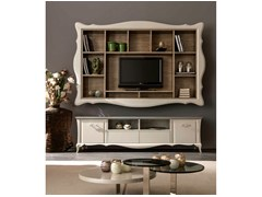 - Wall-mounted TV wall system ALICE | TV wall system - CorteZari