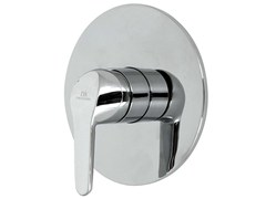 - Shower mixer with plate MINI PLUS | Shower mixer - NOKEN DESIGN