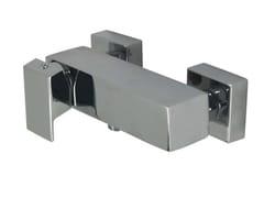 - Chrome-plated shower mixer NK ONE | 2 hole shower mixer - NOKEN DESIGN