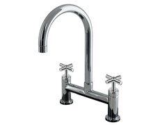 - 2 hole countertop kitchen tap FUTURE | Kitchen tap - NOKEN DESIGN