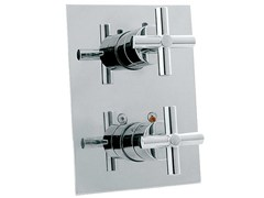 - Shower tap with diverter with plate FUTURE   Shower tap - NOKEN DESIGN