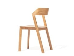 - Solid wood chair MERANO | Chair - TON