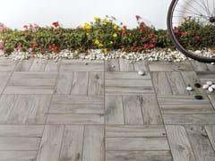 Pavimento per esterni effetto legnoDECKING - CERAMICA RONDINE