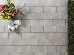 Pavimento per esterni in gres porcellanato effetto pietraJULIA - CERAMICA RONDINE
