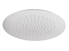 - Ceiling mounted built-in stainless steel overhead shower with anti-lime system ST0-01 | Overhead shower - Rubinetterie Mariani
