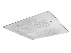 - LED built-in overhead shower for chromotherapy SQ0-L3 | Overhead shower for chromotherapy - Rubinetterie Mariani
