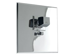 - Thermostatic shower tap with plate DUNE | Thermostatic shower tap - NOKEN DESIGN