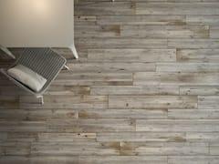 - Porcelain stoneware flooring with wood effect HIGH TECH WOODS | Quercia Petraea - ARIOSTEA