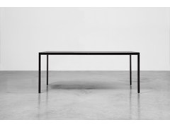 - Lacquered rectangular table SUI | Lacquered table - Inclass Mobles