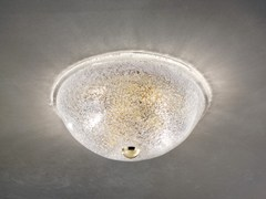 - Blown glass ceiling lamp ACCADEMIA PP 30 - Vetreria Vistosi