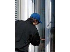 Sistema finestra resistente all'effrazioneWICLINE Antieffrazione - WICONA