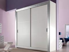 - Oak wardrobe with sliding doors KEOPE | Wardrobe - CorteZari