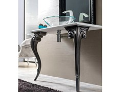 - Marble console sink ANTARES | Console sink - CorteZari