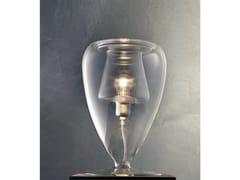 - Blown glass table lamp CUORE APERTO 25 | Table lamp - Produzione Privata