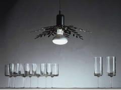 - Metal pendant lamp GLORIETTA   Pendant lamp - Produzione Privata