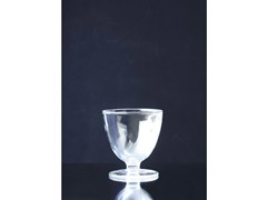 - Blown glass wine glass STRIPACQUA - Produzione Privata