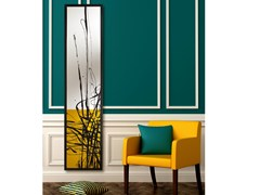 - Wall-mounted Olycale® panel radiator GREENOR DUNE - CINIER Radiateurs Contemporains