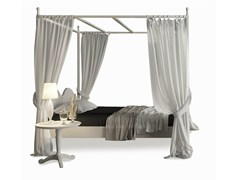 - Full size canopy bed ANSOUIS | Full size bed - Minacciolo