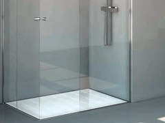 - Silestone® shower tray FRESH - Cosentino Group