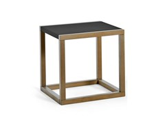 - Lacquered solid wood coffee table DORSODURO | Coffee table - Varaschin