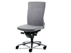 - Task chair with 5-Spoke base with casters LAMIGA | Task chair - König + Neurath