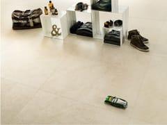 - Flooring with stone effect JERUSALEM LIMESTONE - ARIOSTEA