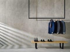 - Indoor wall tiles with stone effect AZUL BATEIG LIMESTONE - ARIOSTEA