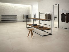 - Porcelain stoneware flooring with resin effect CALCE - ARIOSTEA