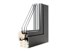 Finestre in alluminio legno italserramenti for Centro assistenza velux
