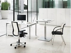 - Individual office workstation BASIC4 | Office workstation - König + Neurath