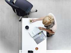 - Individual office workstation TEAM.WORK.SPACE | Individual office workstation - König + Neurath