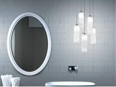 - Glass pendant lamp FOLLIA SP 5 P - Vetreria Vistosi