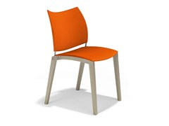 - Upholstered reception chair CITO | Upholstered chair - Casala