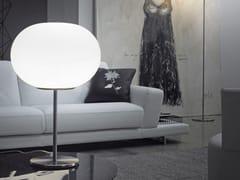 - Blown glass table lamp LUCCIOLA LT 30 P - Vetreria Vistosi