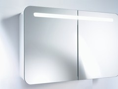 - Bathroom mirror PURAVIDA | Bathroom mirror - DURAVIT