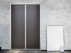 - Wooden pocket sliding door EASYDOOR | Pocket sliding door - ALsistem