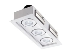 - LED multiple recessed spotlight Quad Maxi 3.3 - L&L Luce&Light